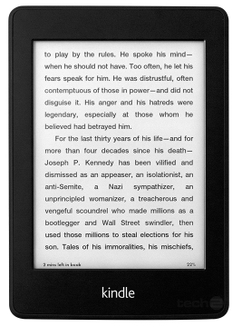 Kindle Paperwhite (2012)